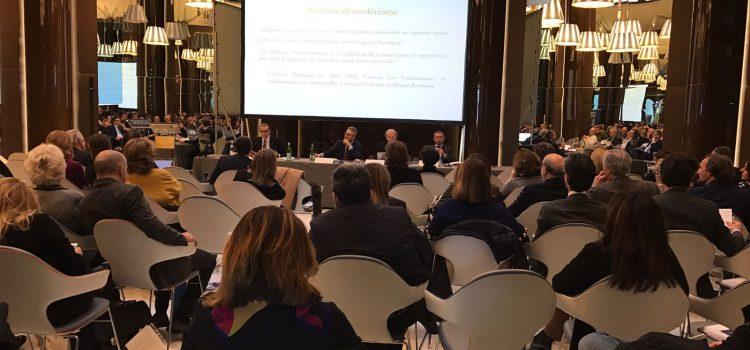 Alcune immagini dal Convegno del Notariato a Bari