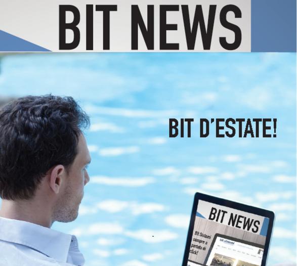 Il terzo numero di Bit News è a disposizione dei nostri clienti