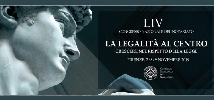 Il  LIV Congresso Nazionale del Notariato
